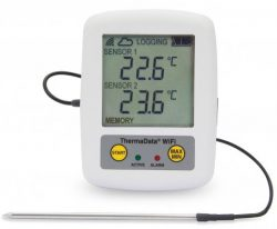 ETI ThermaData TD1F WiFi Data Logger